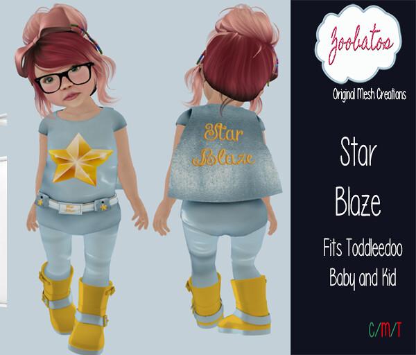 StarBlaze - SecondLifeHub.com