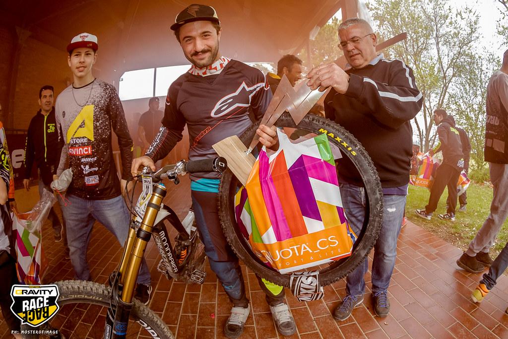 Gravity Race 2017 Backstage e Premiazioni San Lorenzo di Treia