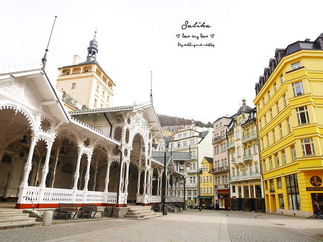 捷克旅遊卡羅維瓦利Karlovy Vary換錢遊記 (9)