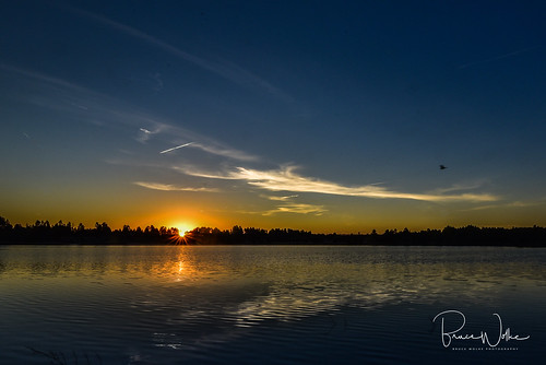 lake sunrise dawn showlow arizona landscape water serene nikond750 nature outdoors