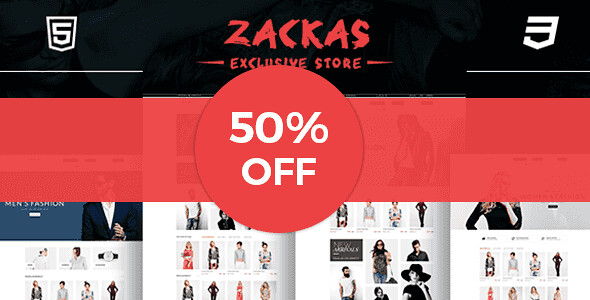 Zackas WordPress Theme free download