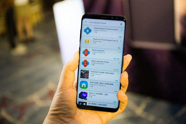 [教學] Galaxy S8/S8+ 討厭海苔條?完美自動隱藏導航列(不需 Root)@3C 達人廖阿輝