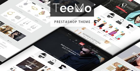 Teemo v1.0 - Multipurpose Responsive Prestashop Theme