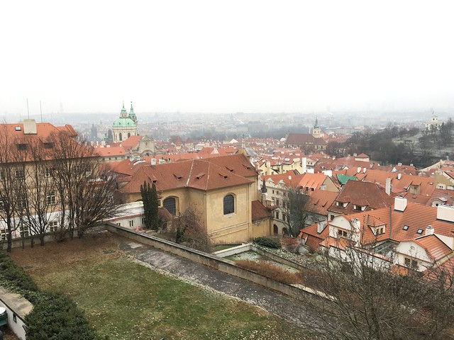 View from Prague Castle, Apple iPhone 6s, iPhone 6s back camera 4.15mm f/2.2