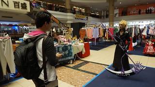 Kuantan CosWalk 2017 Scene: 002