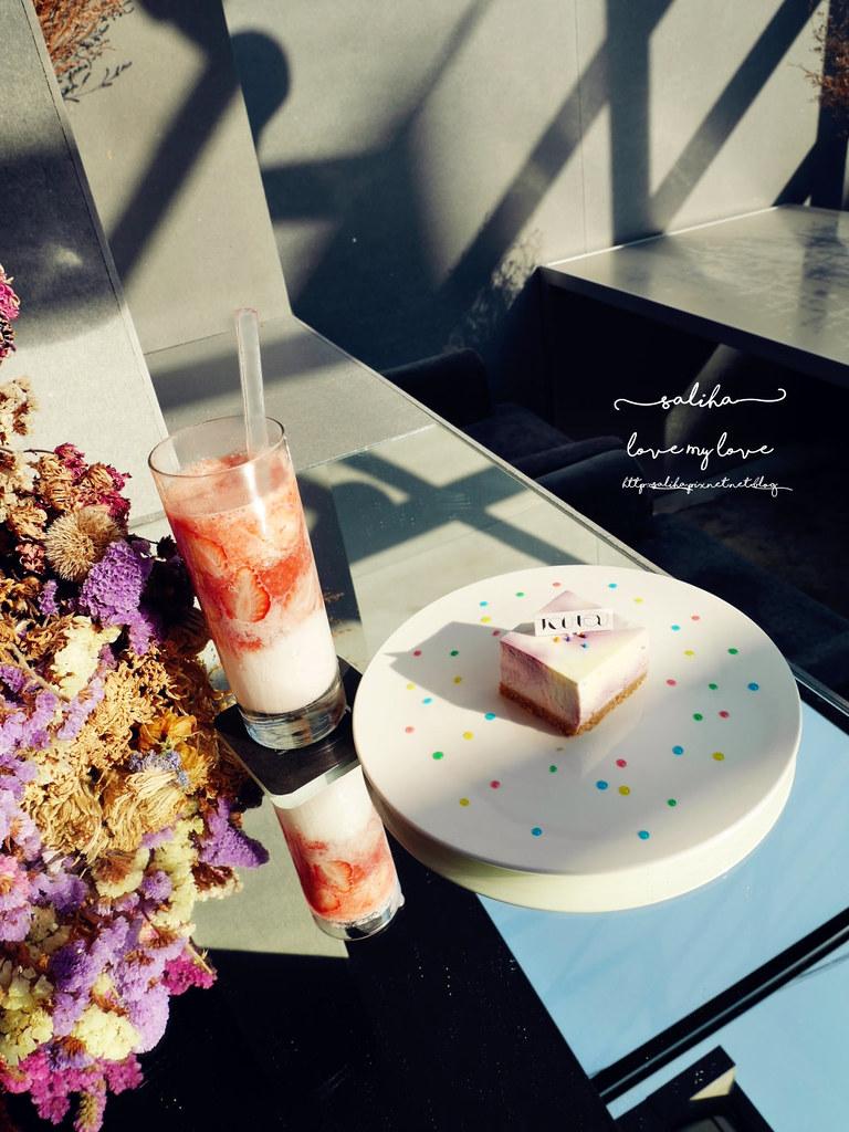台中精誠二街超美玻璃屋偷偷 Toutou Cuisine下午茶咖啡館推薦 (30)