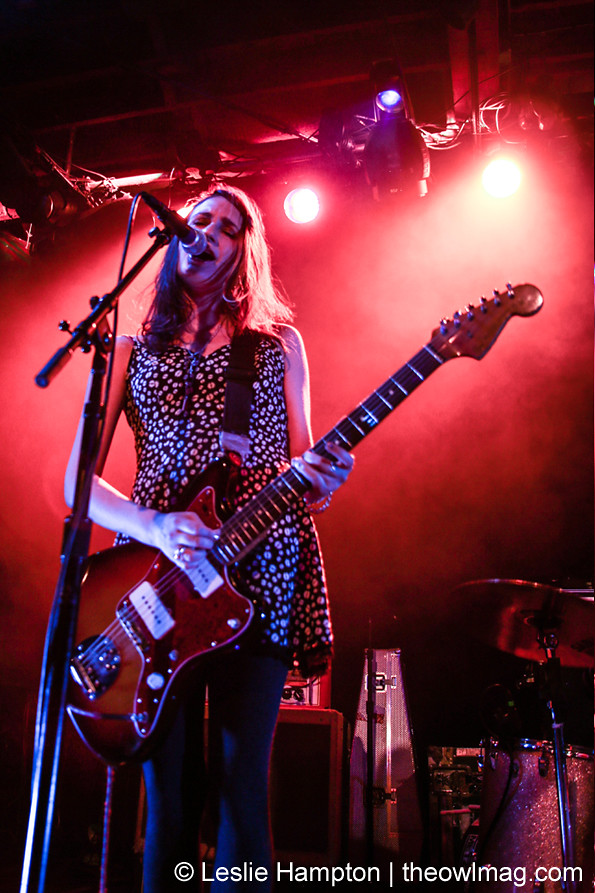 Speedy Ortiz @ Slim's, SF 3/27/14