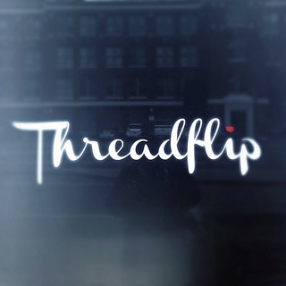 Threadflip Logo  - Online Clothing Reseller