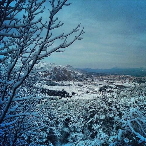 Nevada en Invierno en Alifornia