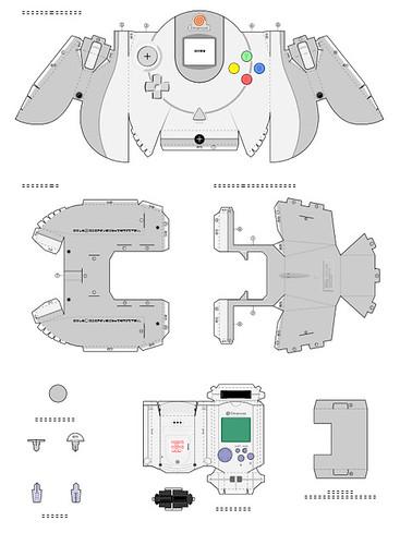 Dreamcast - accessoires