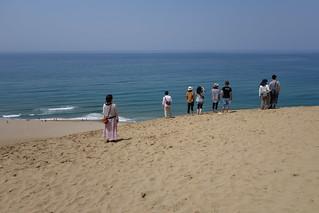 鳥取砂丘(7)
