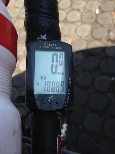 180-kilometer Bike Ride