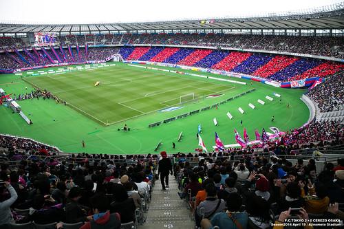 FC東京 コレオグラフィー