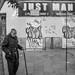 Just man