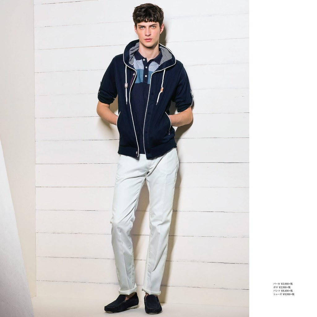 Matthew Bell0064_m.f.editorial 2014 SUMMER COLLECTION