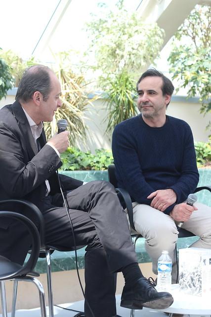 Louis Philippe, Michka Assayas - Festival Livres et Musique à Deauville