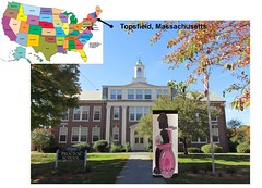 Melody Visits Proctor School (submitted by Mrs. Klipfel) by melodyaroundtheworld