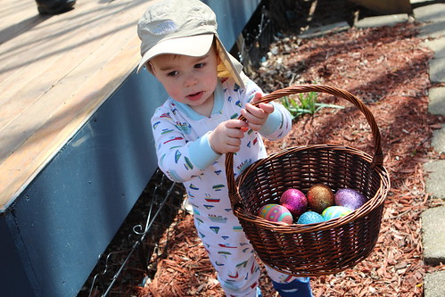 Easter Egg Hunt Festivities