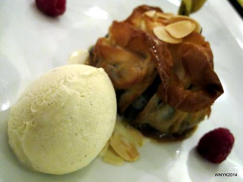 Dessert Filo