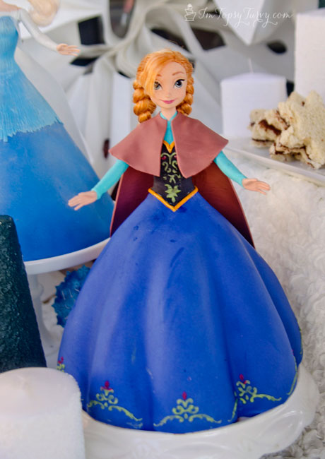 Frozen-princess-cake-anna
