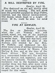 Victoria Mill April30 1927 The Adelaide Chronicle