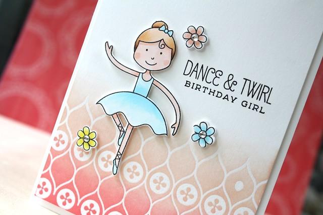 PTI~Ballerina Beauty