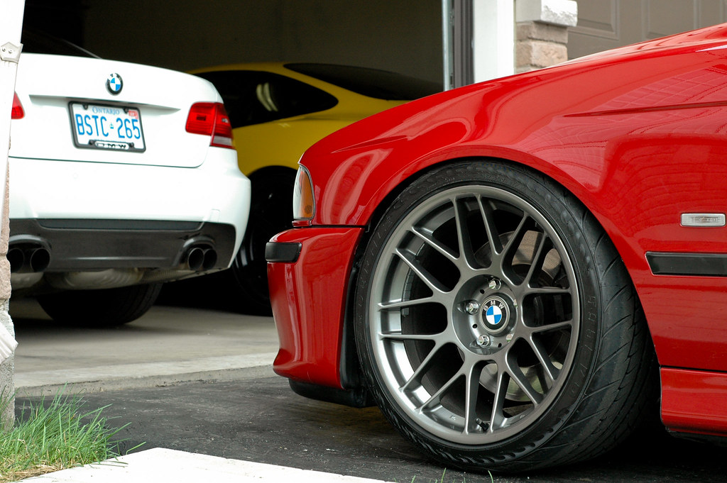 Pushing The Envelope Once More With Wheel Fitment Bmw