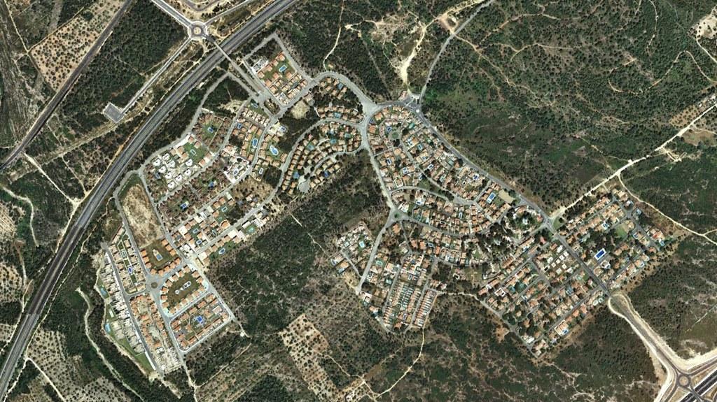 el casalot, tarragona, el cazador, después, urbanismo, planeamiento, urbano, desastre, urbanístico, construcción, rotondas, carretera