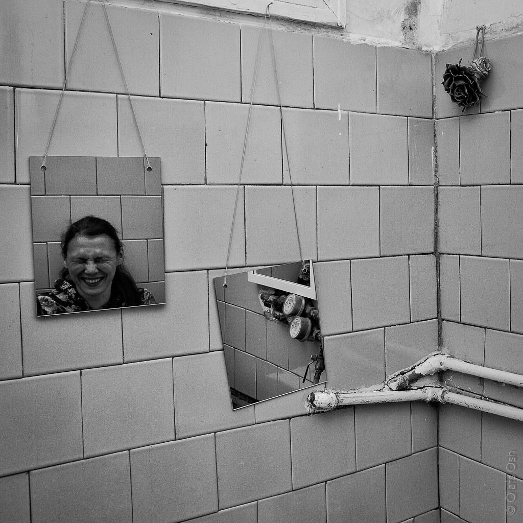 Fun In The Bathroom Olafs Osh Flickr