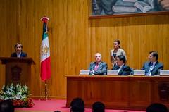 Carmen Aristegui recibe el galardón 'Corazón de León' ⑮