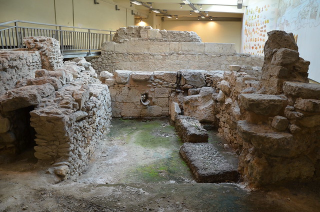 Excavations of Monastikari Square, Athens, Greece