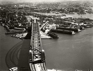 Harbour Bridge looking South