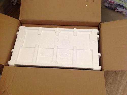 Open juki box