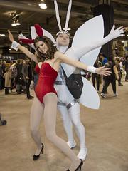 Calgary Comic and Entertainment Expo 2014 with KayPikeFashion