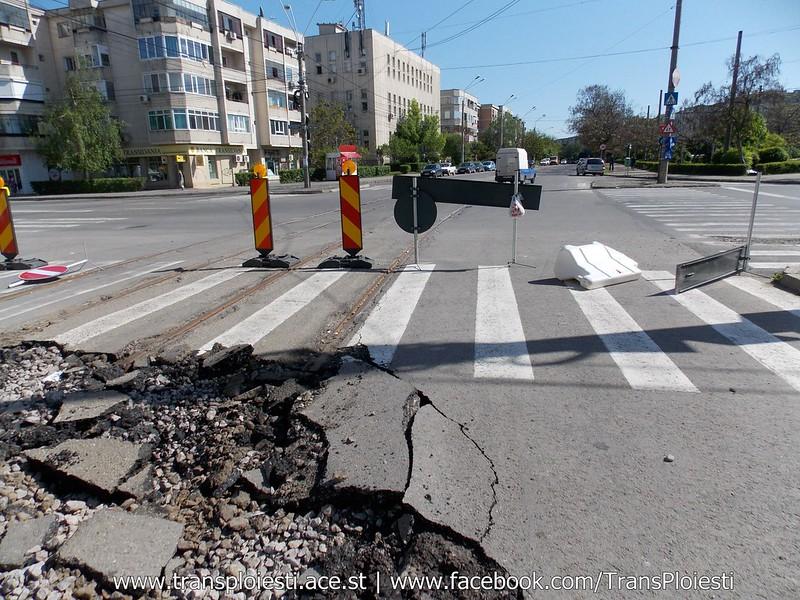 Traseul 101, etapa II: Intersecție Candiano Popescu ( zona BCR ) - Gara de Sud 14048566382_d08b4bde5e_c
