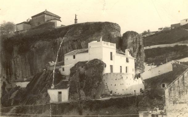 Vista de la Jabonería y El Carmen.
