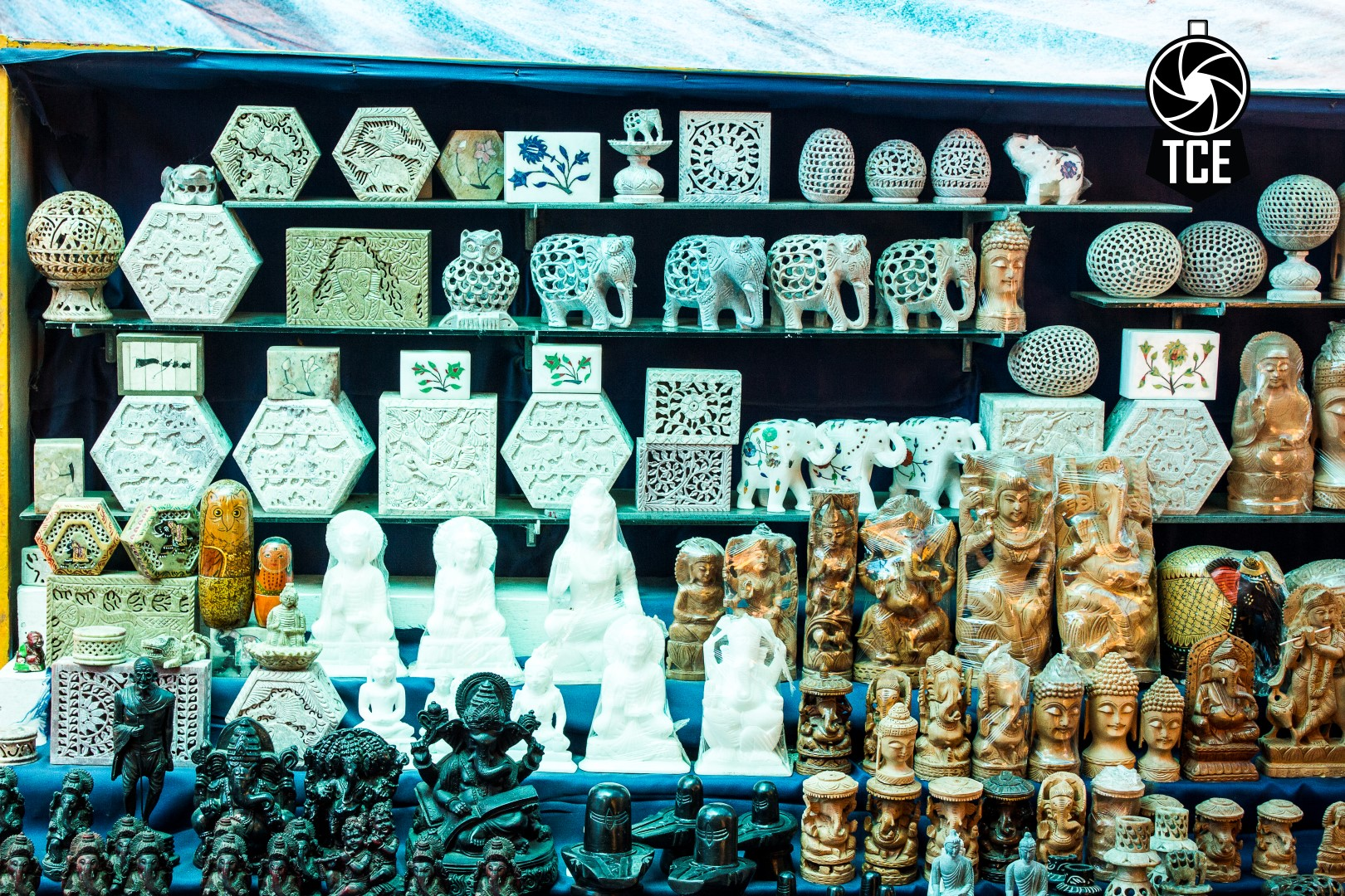 On Sale, Souvenirs at Elephanta