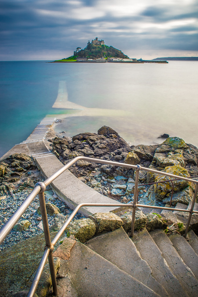 Saint Michael's mount, Marazion, Cornwall, United Kingdom picture