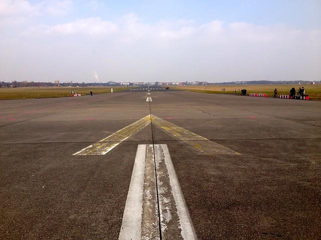 Berlin: Flughafen Tempelhof