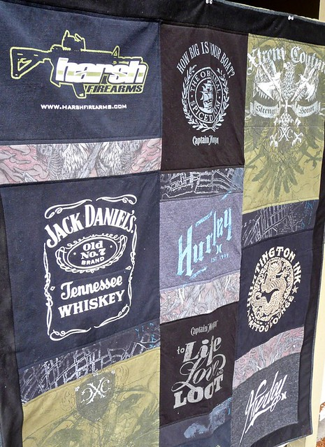 The Manly Quilt