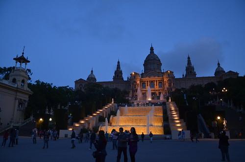 La Fuente Mágica de Montjuïc
