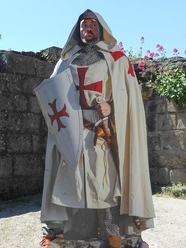 The Knights of Templar!