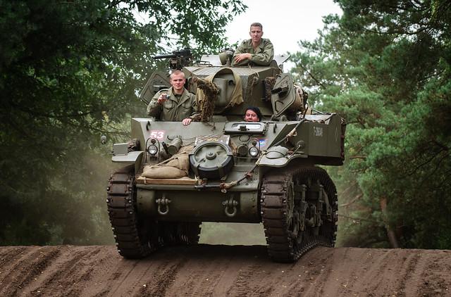 американский легкий танк