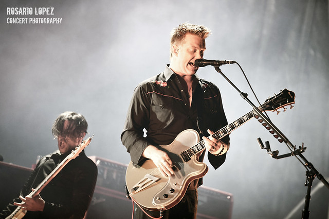 Queens Of The Stone Age at Primavera Sound