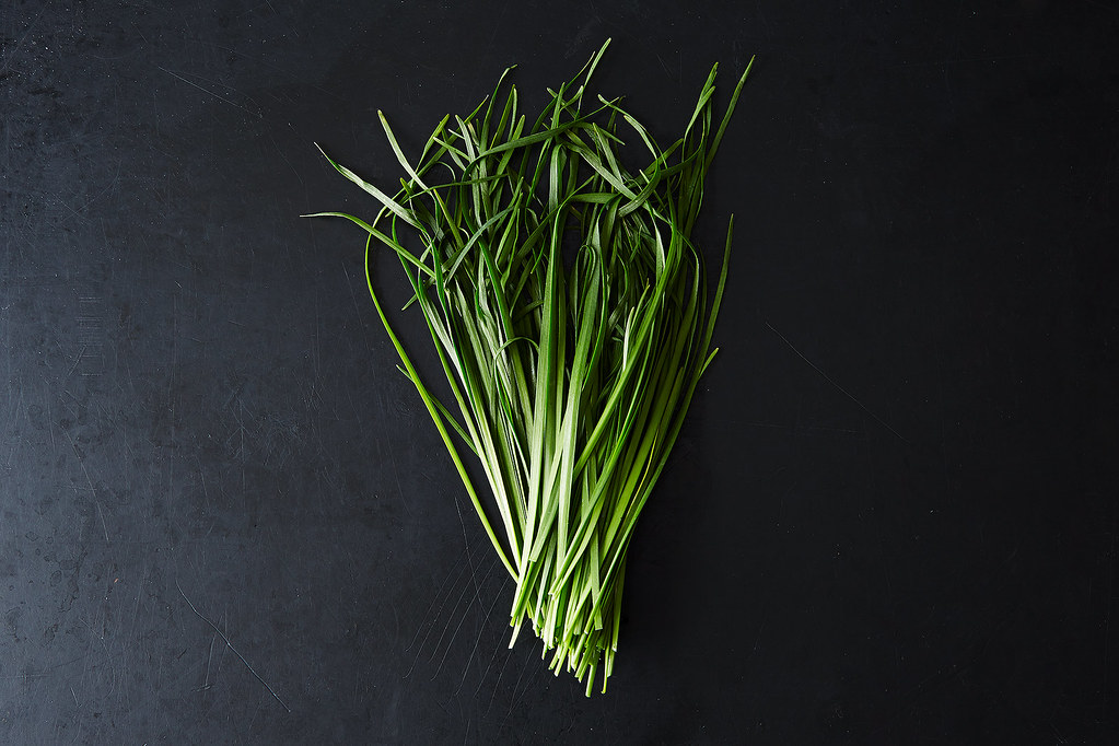 Wild Garlic Chives Garlic Chives And How to Use