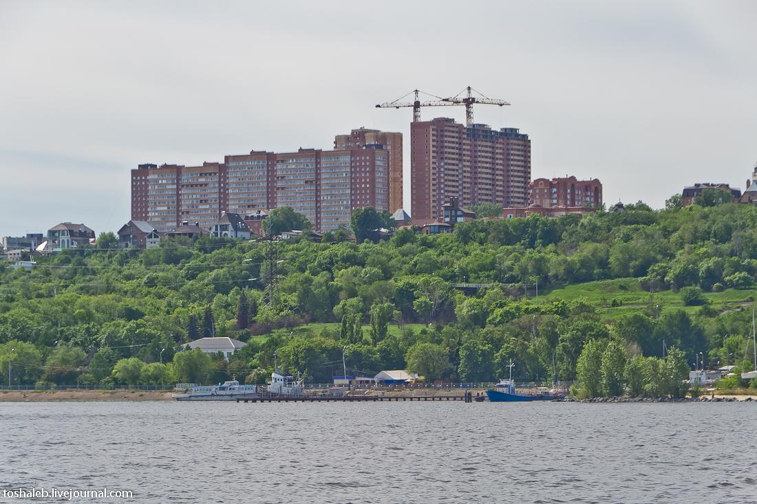 Куйбышевское водохранилище-24