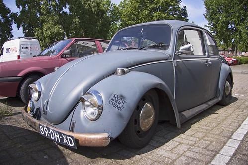 Volkswagen Typ 1 1200L Beetle 1973 Rat Rod (6684)