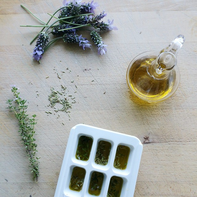 hierbas aromaticas