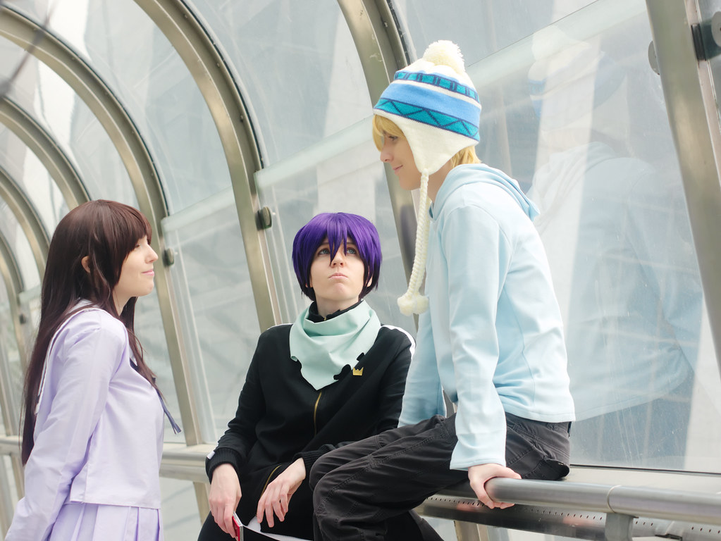 related image - Shooting La Défense - Noragami - 2014-06-01- P1860872