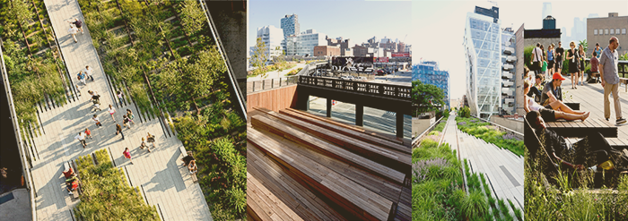 NYC Bucket List - The High Line